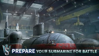 WORLD of SUBMARINES Navy Shooter 3D Wargame APK MOD imagen 3
