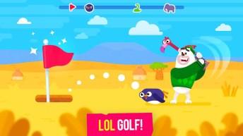 Golfmasters - Fun Golf Game APK MOD Imagen 1