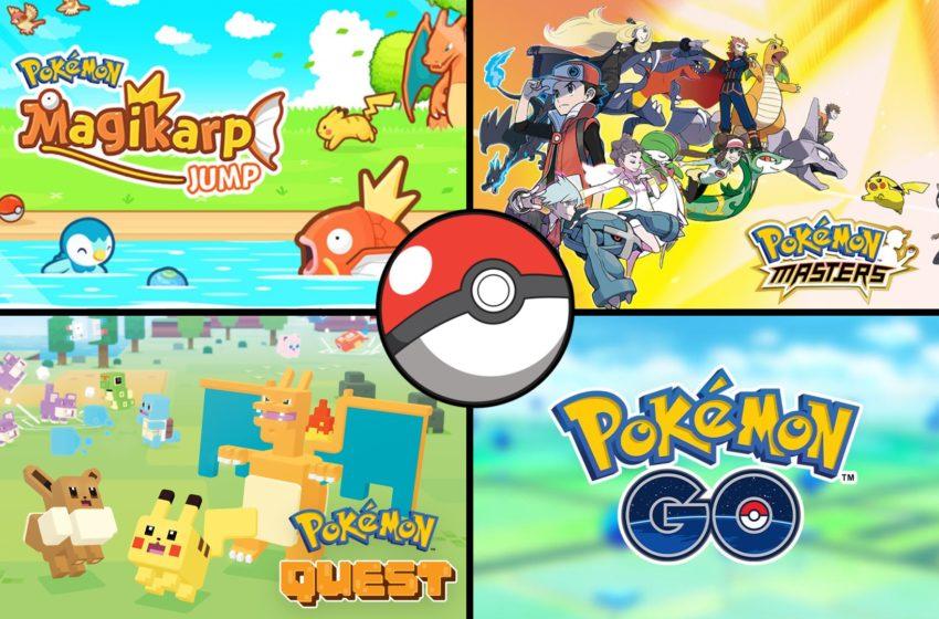 Los Mejores Juegos De Pokemon Moviles Para Android E Ios