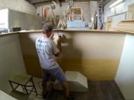 Preparação do molde
