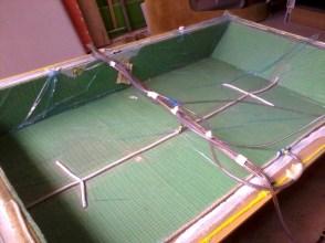 Infusão do teto