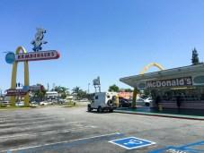 Primeiro restaurante McDonalds