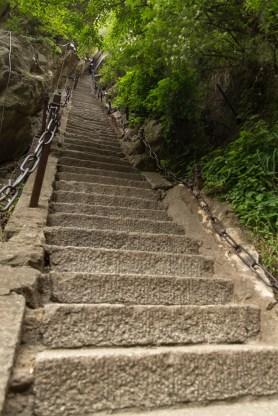 Stairway to heaven, escada para o paraíso