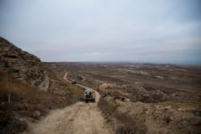 A procura do Mar de Aral