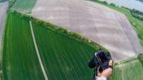Voando e fotografando