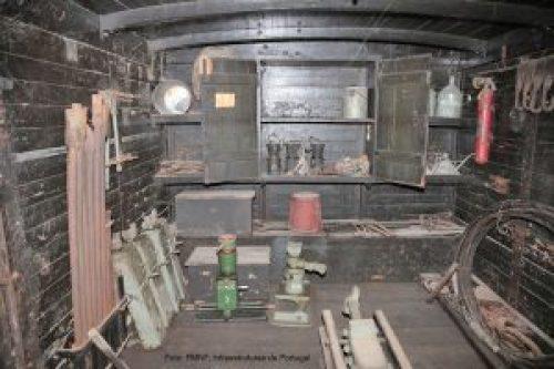 museu nacional ferroviario nova composicao3 300x200 - Museu Nacional Ferroviário recebeu vagão histórico