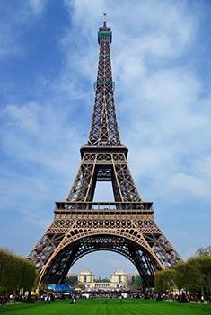 La construccin de la increble Torre Eiffel