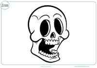 Dibujos de Halloween para colorear - Mundo Primaria
