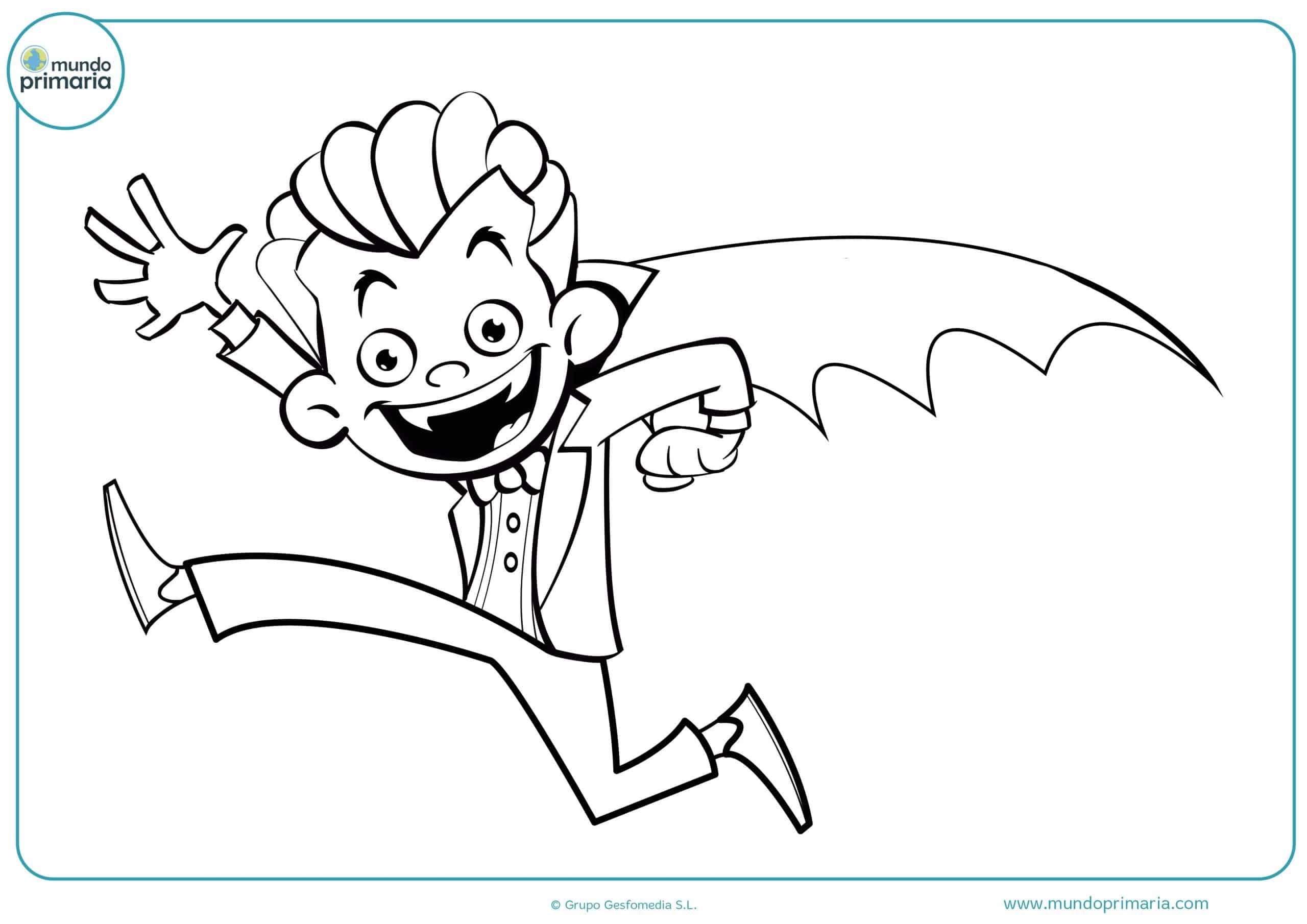 Dibujos De Halloween Para Colorear Para Nios Fciles De