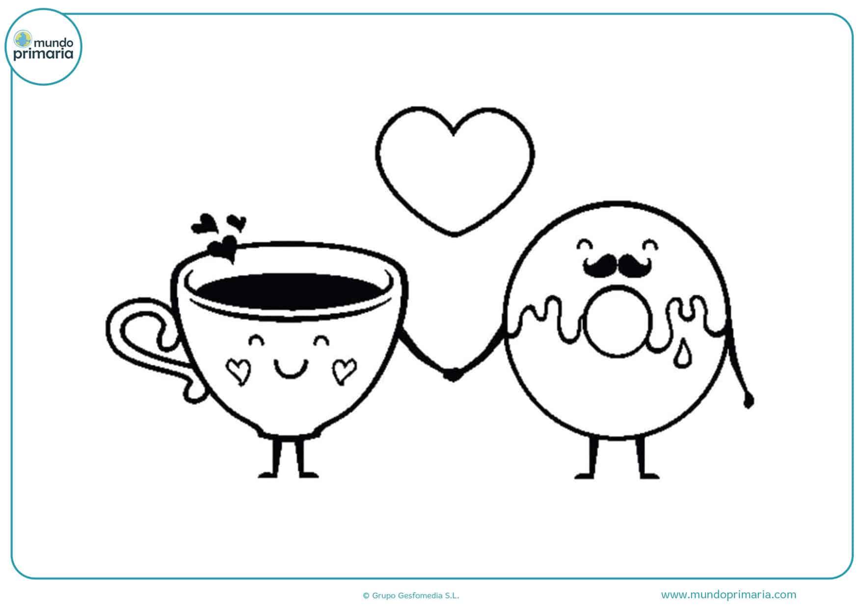 Love Dibujos Kawaii De Amor Para Dibujar Faciles