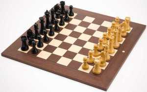 Ajedrez - Juego de mesa de estrategia