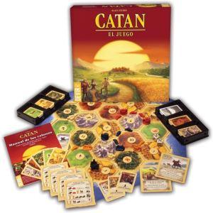 Catán - Juego de mesa de estrategia