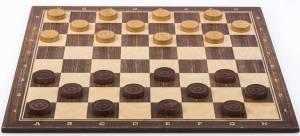 Damas - Juego de mesa de estrategia