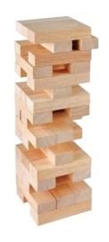 Jenga - Juego de mesa con piezas