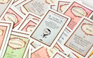 TEG - Juego de cartas de estrategia bélica