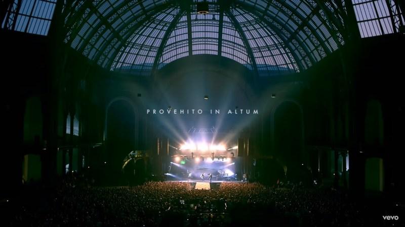 Del álbum Love, Lust, Faith and Dreams. La canción fue un éxito mundial
