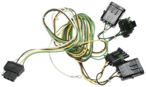 small resolution of kit de conectores de remolque para jeep wrangler 1991 1992 1993 1994 1995 1997 marca ac delco n mero de parte tc216