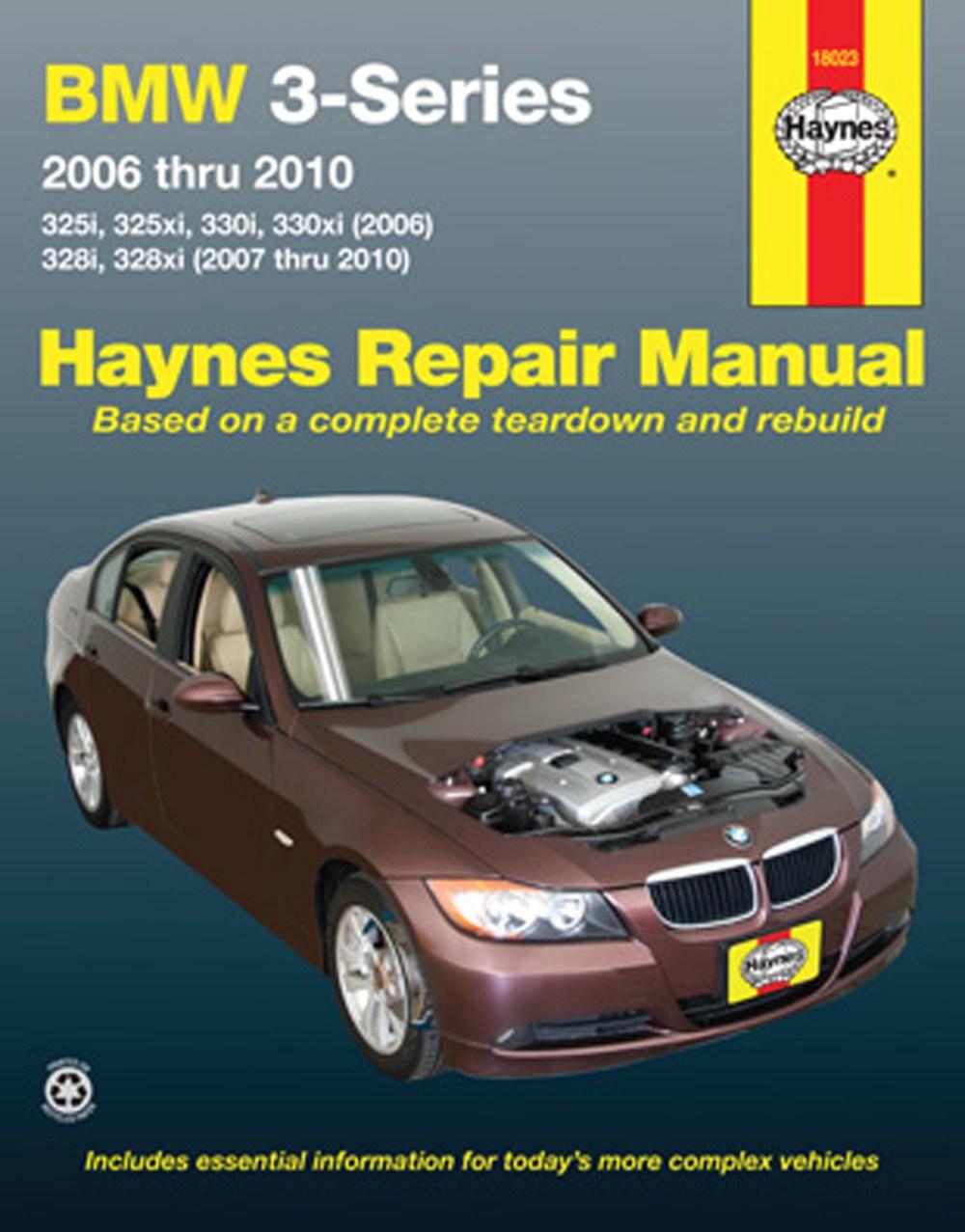 medium resolution of manual de reparaci n para bmw 328xi 2008 marca haynes n mero de parte 18023