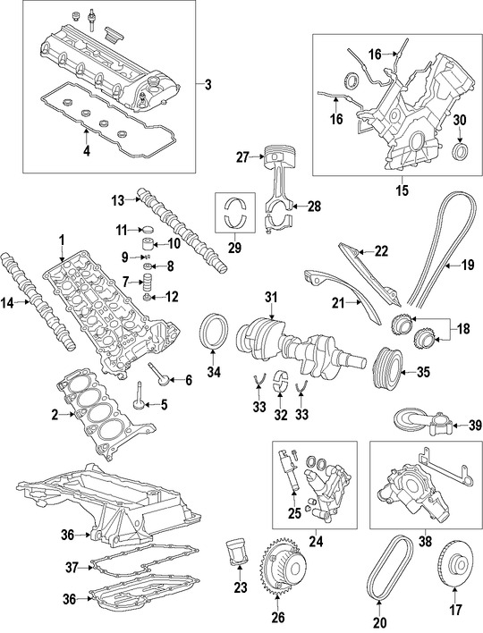 Repuestos y Accesorios para autos Jaguar