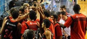 Flamengo estraçalhador agora joga pra ser primeiro