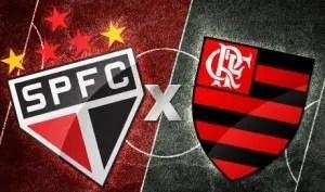 Atuações: Wallace volta a jogar bem e PV faz milagres; notas de São Paulo 2 x 1 Flamengo