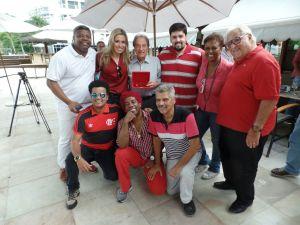 Garotinho foi homenageado (Foto Divulgação)