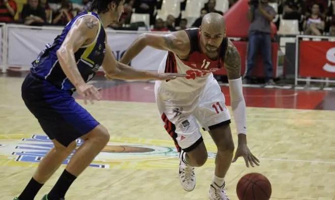 Flamengo dá show, vence São José e está classificado para as semifinais do NBB