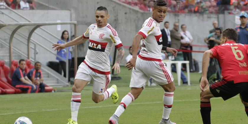 ATUAÇÕES: Jorge é seleção; Sheik individualista. NOTAS de Sport 0 x 1 Flamengo