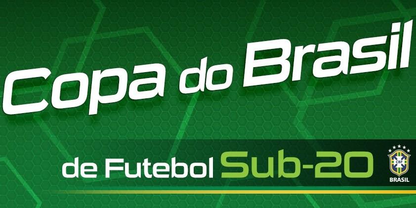 Fla peleja por vaga na semifinal da Copa do Brasil Sub-20