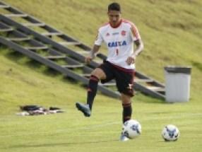 Fla treina em Brasília antes de duelo contra Ponte Preta. (Foto: Site Oficial do Flamengo/ Gilvan de Souza)