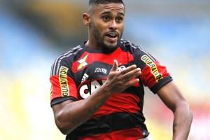 Kayke agradou e ganhou a confiança para a reserva de Guerrero. Foto: Gilvan de Souza / Flamengo