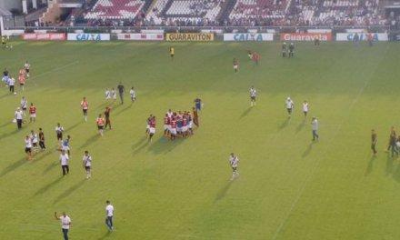 Mengão faz o primeiro jogo da decisão do Carioca Sub-17 na Gávea