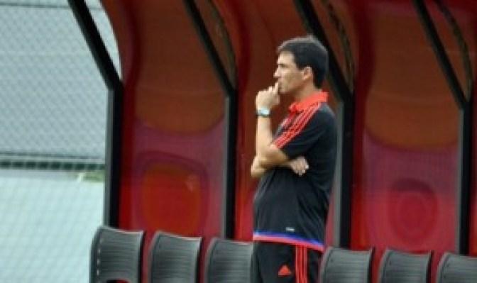 Zé Ricardo é sem dúvida, o grande nome do Flamengo na Copa SP de Futebol Jr (Foto: Rico Ferrari)