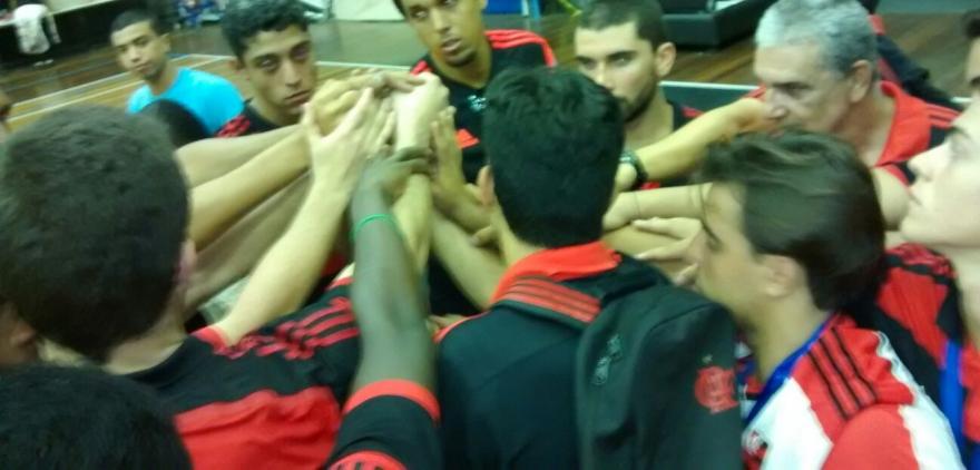 O grande escolhido para conduzir o vôlei do Flamengo à SuperLiga A