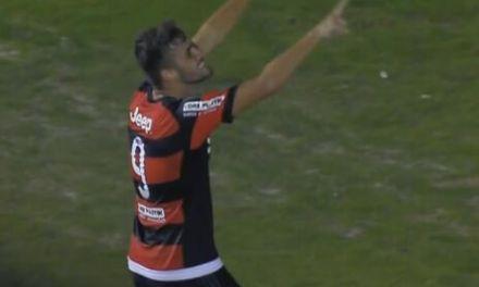 Felipe Vizeu comanda vitória do Flamengo que avança à semifinal da Copinha