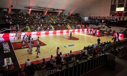 Segundo quarto arrasador e um show de basquete na estreia de Ramon contra Bauru