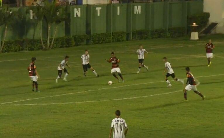 Após levantar o caneco em 2015, Fla sub-15 cai nas quartas da Copa Brasil de Futebol Infantil