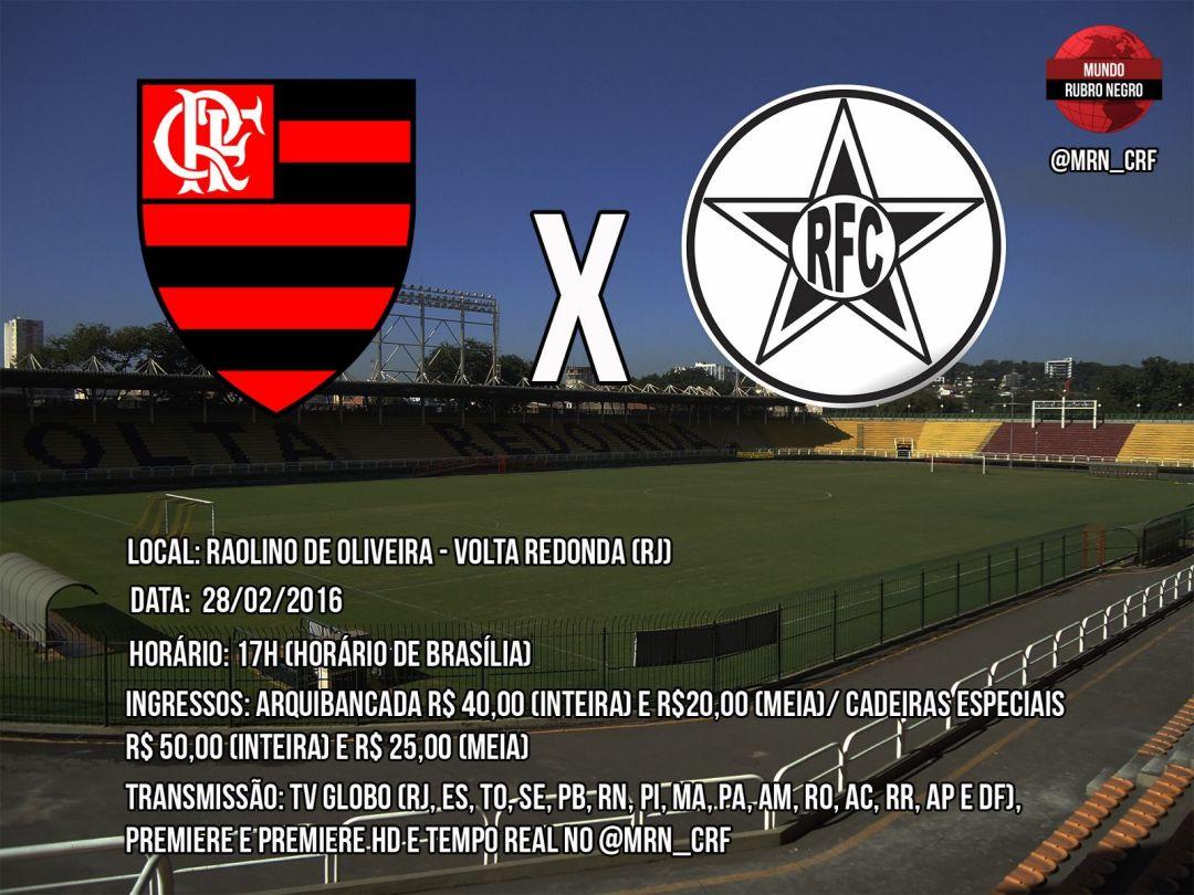 Flamengo x Resende