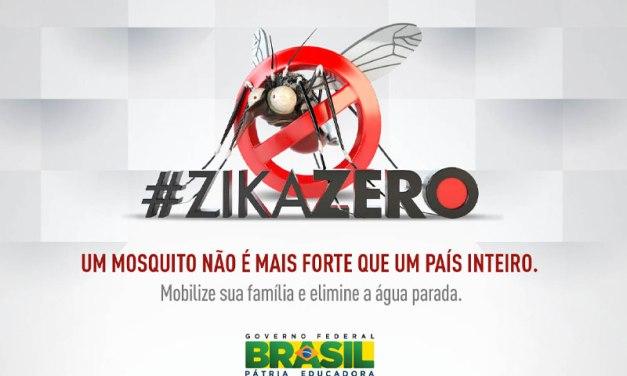 #ZikaZero: Flamengo faz parceria com Ministério da Saúde no combate ao Aedes