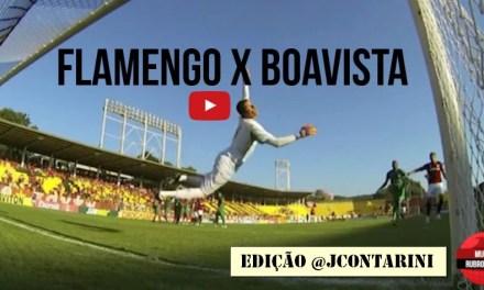 Veja os melhores momentos de Flamengo 3 x 0 Boavista