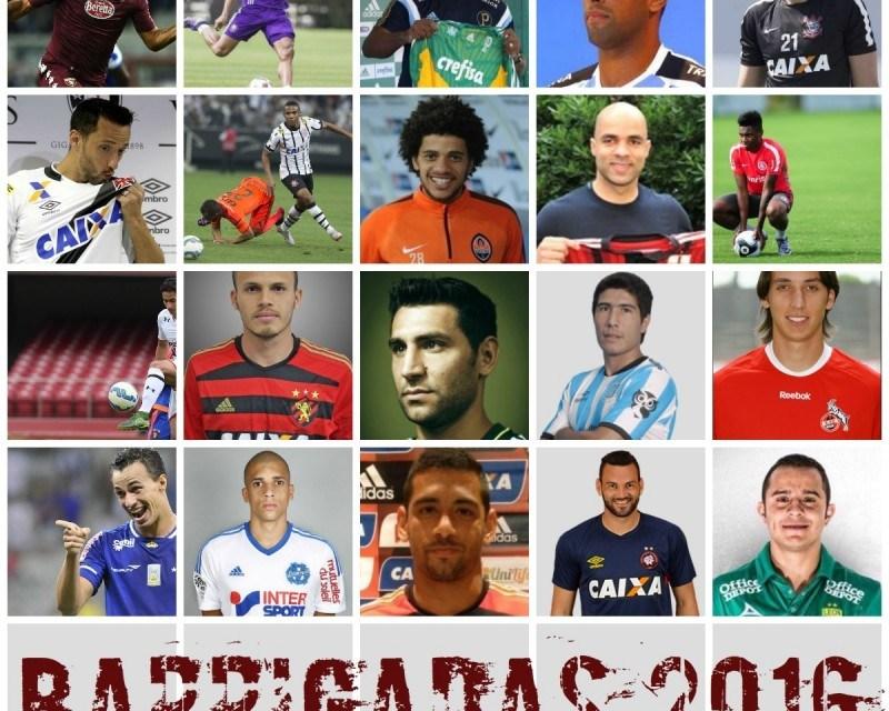 Entre barrigadas e sondagens: jogadores especulados no Flamengo desde a abertura da janela