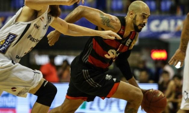 Flamengo vence fora de casa e abre 1×0 na série final do NBB