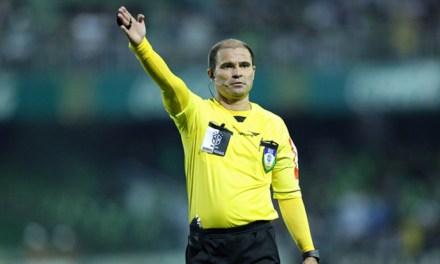 Arbitragem: Elmo Alves Resende Cunha | Falta de pulso preocupa