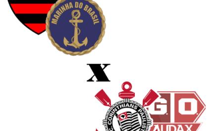 CEFAN recebe Flamengo/Marinha x Audax/Corinthians nessa quinta-feira