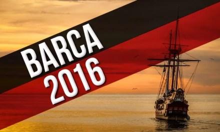 Barca 2016 – Pesquisa de opinião