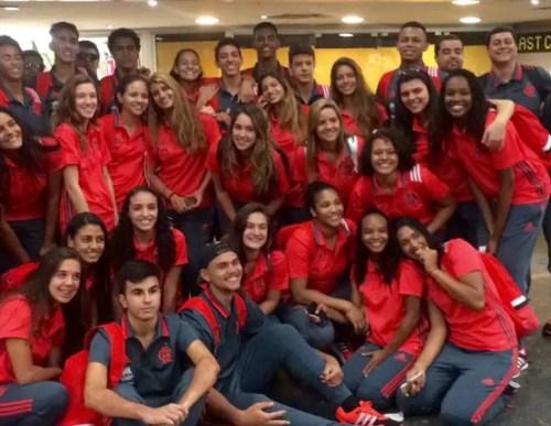 Vôlei feminino não conseguiu medalhar no Paraná. Foto Divulgação.