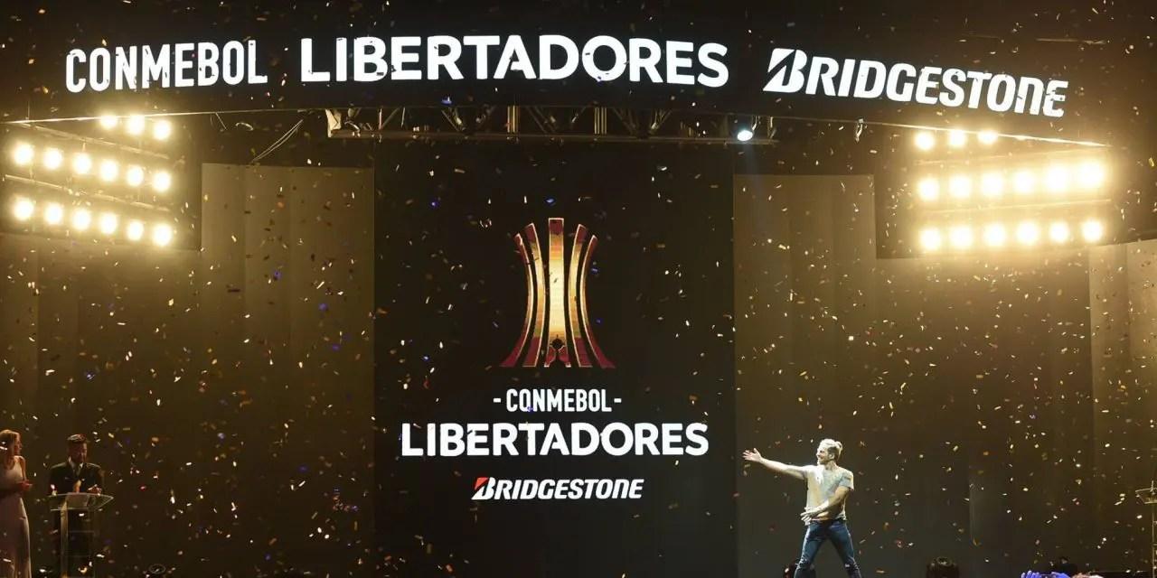 Estreia na Libertadores será no Rio de Janeiro