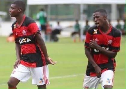 Flamengo faz 8 a 0 no Bonsucesso, e se classifica para as semis da Taça Guanabara Sub-20