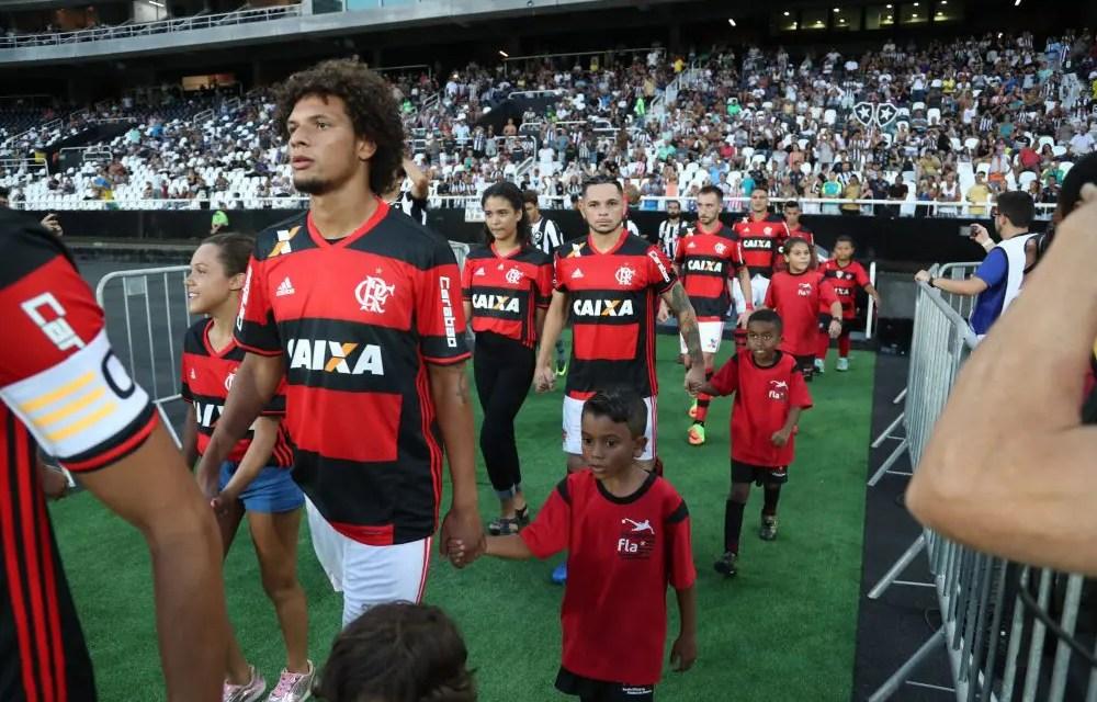 Veto do Botafogo ao Flamengo contraria cláusula de concessão do Engenhão