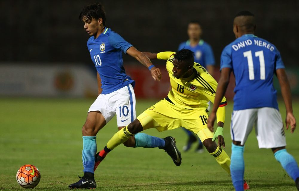 Mal na seleção sub-20, Paquetá desabafa no Twitter